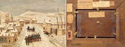 ROUSSEAU Henri, Le Douanier (1844-1910).