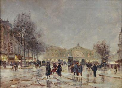 Luigi LOIR (1845-1916)