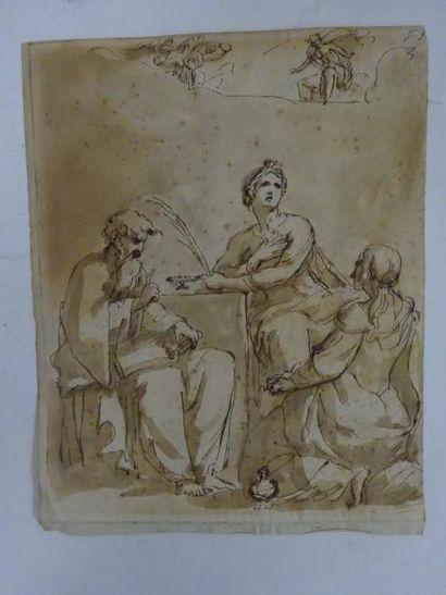 Ecole française de la fin du XVIIIème ou...