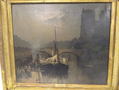Amable Louis PINTA (1820-1888)
