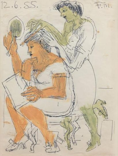 Fikret MOUALLA (1903-1967)