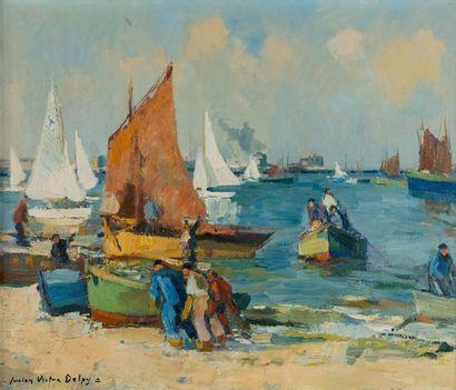 Lucien Victor Félix DELPY (1898-1967)