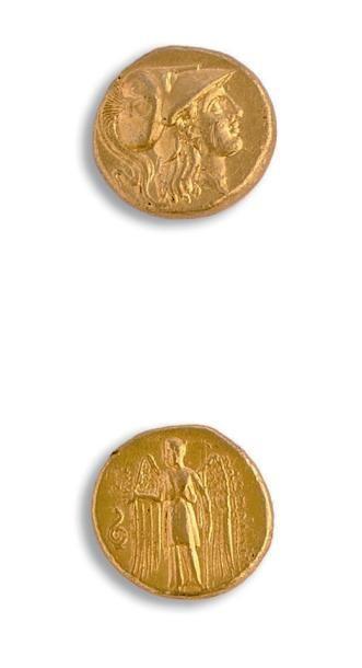 MACÉDOINE: Alexandre III, le Grand (336-323...