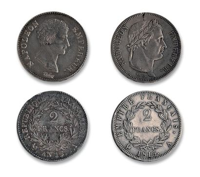 Premier Empire (1804-1814): 2 francs. An...