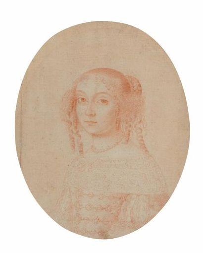 Attribué à MELLAN Claude (1598-1688)