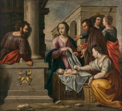 Attribué à Pierre LE TELLIER (Vernon 1614-Rouen (?) après 1680)