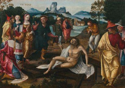 Maître Maniériste anversois du premier tiers du XVIe siècle