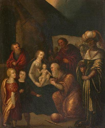 Atelier de Louis de CAULERY (Cambrai vers 1580-Anvers 1622)