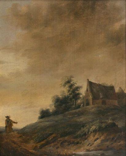 Attribué à Jan WOUWERMANS (Haarlem 1629-id.; 1666)