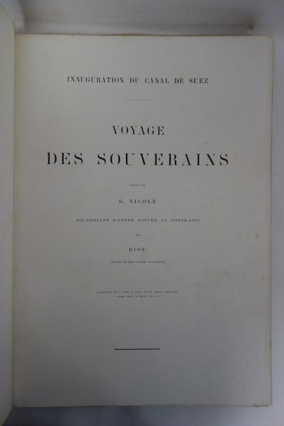 NICOLE, Gustave