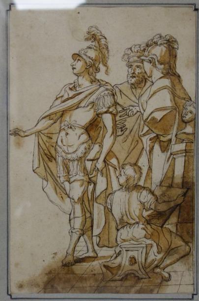Dans le gout du XVIIème siècle