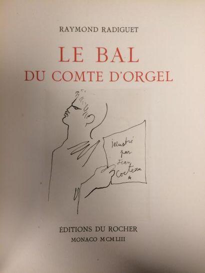 RADIGUET (Raymond) - COCTEAU (Jean)