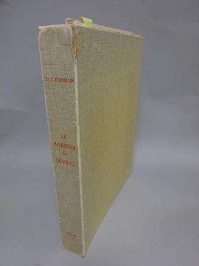BEAUMARCHAIS (P. Caron de).
