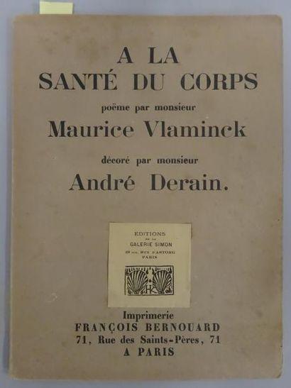 VLAMINCK (Maurice de).