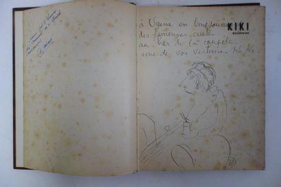 KIKI Souvenirs, édité par Henri BROCA, Paris,...