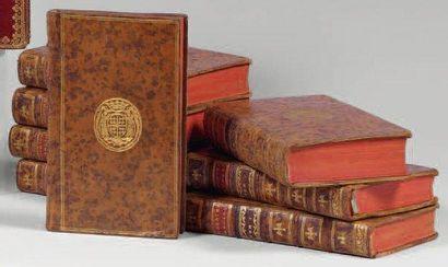 THÉÂTRE ANGLAIS. Londres, 1746-1749; 8 vol....