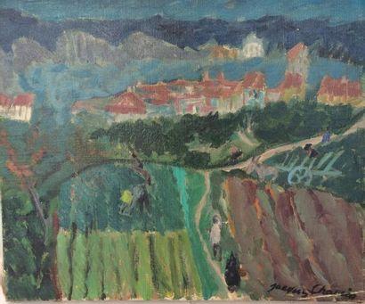 Jacques CHAPIRO (1887/97-1972)