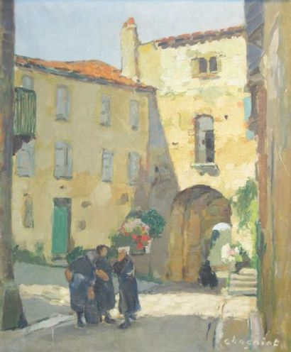 Alfred CHAGNIOT (1905-1991)