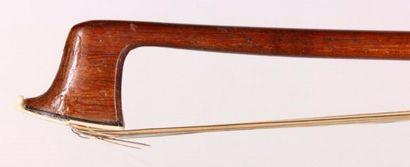 Archet de violon de Justin POIRSON Montage...