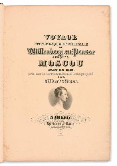 ALBRECHT ADAM (1786-1862)