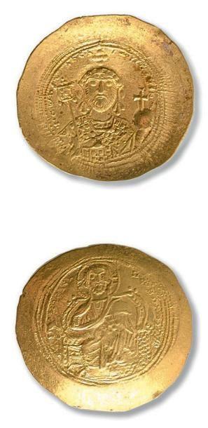 Constantin IX (1042-1055) Nomisma histaméon...