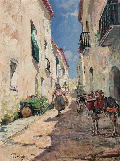Henri-Jean PONTOY (1888-1968)