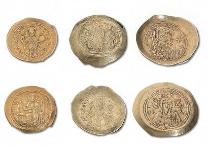 CONSTANTIN X (1059-1067) Nomisma histaménon....