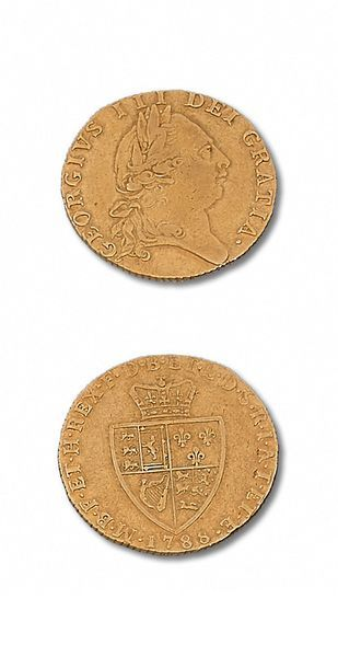 GRANDE-BRETAGNE: George III (1760-1820):...