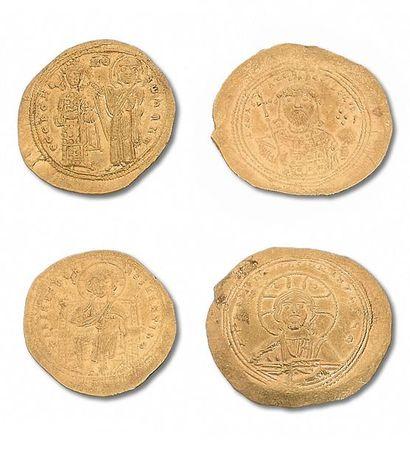 ROMAIN III (1028-1034) Nomisma histaménon....