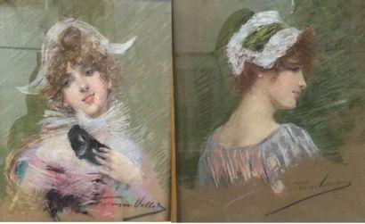 Frederique VALLET-BISSON (1865-?)