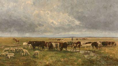 TRISTAN LACROIX (1849-1914)
