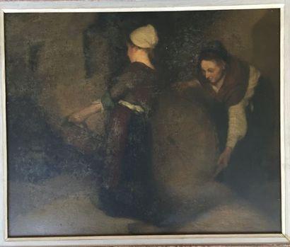 Constantin LE ROUX (c. 1850-1909)