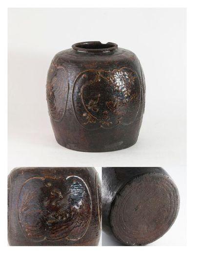 CHINE, Martaban - Epoque MING (1368 - 1644)