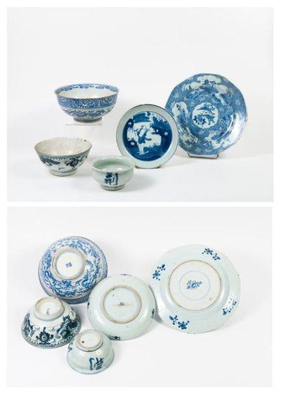 CHINE, XVIIIème-XXème siècles