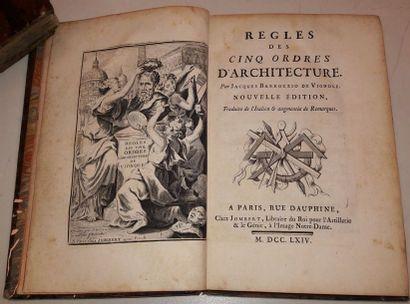 Jacques de VIGNOLE, Règles des cinq ordres...