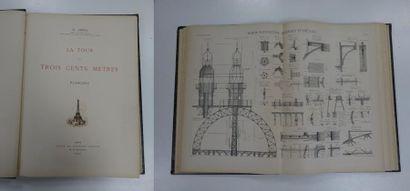 [Architecture]. EIFFEL (Gustave).  La tour...
