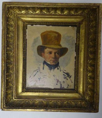 Attribuée à Horace VERNET (1789-1863)