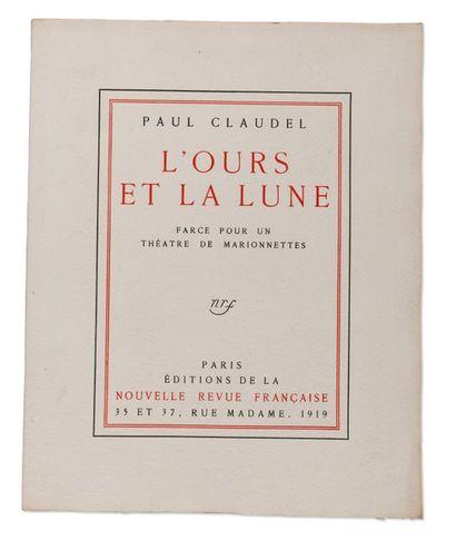 CLAUDEL Paul (1868-1955)