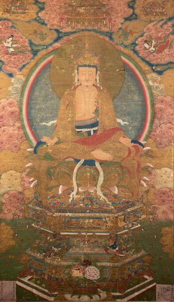 CHINE - XVIIe siècle