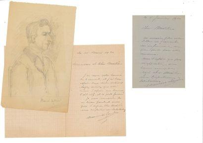 LANDRU (Maurice-Alexandre, 1894-19??).