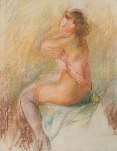 Attribué à Henri FEHR (1890-1974)