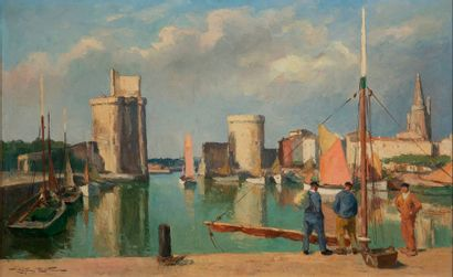 Christian COUILLAUD (1904-1964)