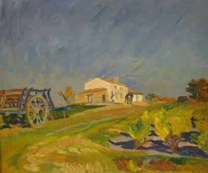 Louis BERTHOMMÉ-SAINT-ANDRÉ (1905-1977)