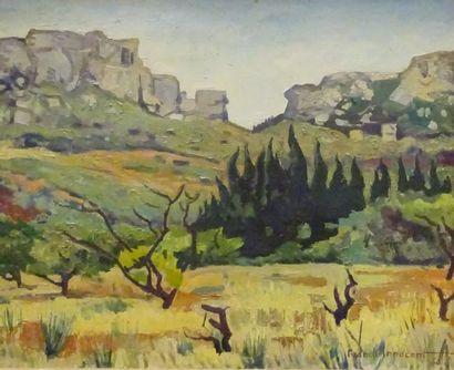 Franck INNOCENT (1912-1983)