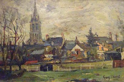 Guy DÉSERT (1923-2004)