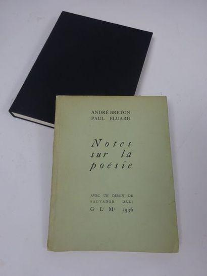 André BRETON (1896-1966) & Paul ELUARD (1895-1952)...
