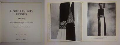 Les belles robes de Paris 1909-1939  Photographies...