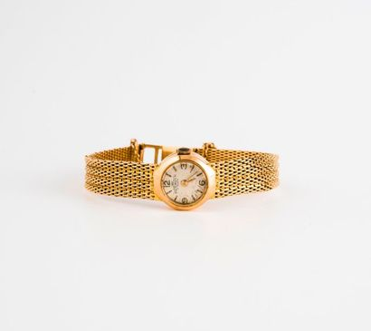 DICHIWATCH  Montre bracelet de dame en or...