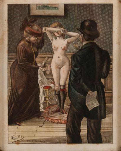 D'après FREDILLO (XIX-XXème siècles)