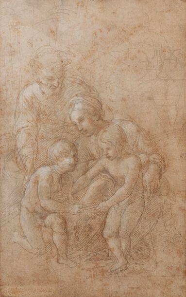 Attribué à Giovanni Francesco PENNI (Florence 1488-Naples 1528)